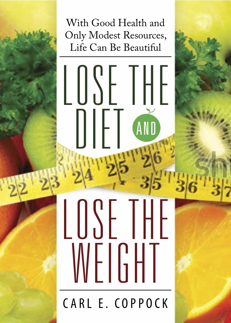book cover: Lose the Diet and Lose the Weight